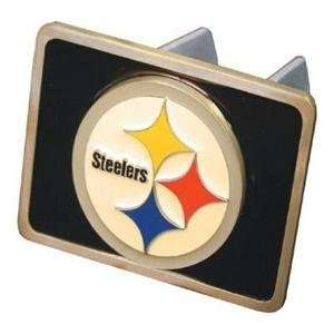 PITTSBURGH STEELERS NFL TRUCK TRAILER HITCH COVER Sports