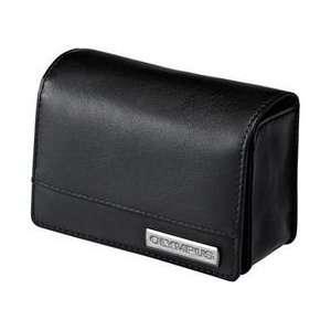 Olympus MJU 9000/9100 Digital Camera Leather Case