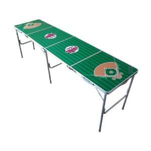 Minnesota Twins Tailgate Ping Pong Table With Net