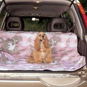 Guardian Gear Pink Camo Car Seat Cover