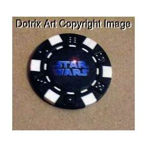 Star Wars Las Vegas Casino Poker Chip limited edition Everything Else