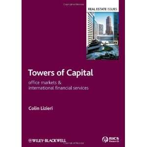 of Capital Office Markets & International Financial Services (Real