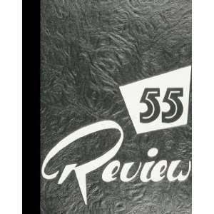 (Reprint) 1955 Yearbook Sacramento High School, Sacramento