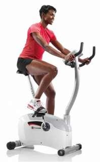 Schwinn 120 Upright Exercise Bike (2009 Model)  Sports