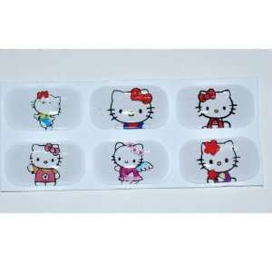 Ec00113d Hello Kitty Home Button Sticker for Galaxy S/s2