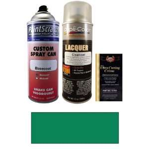 12.5 Oz. Real Teal Pearl Spray Can Paint Kit for 2001 Harley Davidson