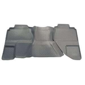 Seat Floor Liner for Chevrolet Silverado 2500 HD (Grey) Automotive