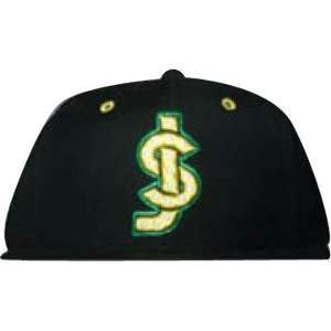 Junt Shake Junt Logo Hat Green/Yellow Snap Back: Sports & Outdoors