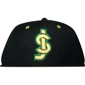 Junt Shake Junt Logo Hat Green/Yellow Snap Back: Sports & Outdoors