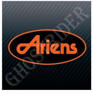 Ariens Snow Blowers Tractor Equipment Vintage Logo Sticker