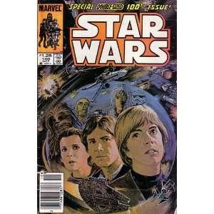 Star Wars, Vol 1 #100 (Comic Book, 1985) First Strike Jo