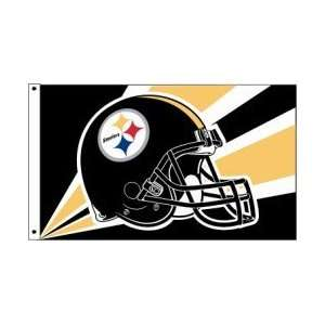 3 ft. x 5 ft. NFL Pittsburgh Steelers Flag