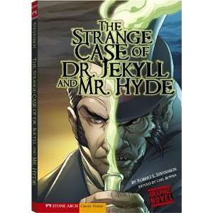 The Strange Case of Dr. Jekyll and Mr. Hyde (Graphic