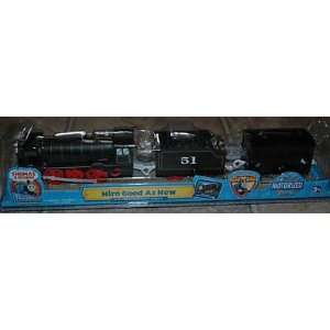 THOMAS & FRIENDS NEW TRAIN CHARACTER MOTORIZED   HIRO GOOD AS NEW WITH