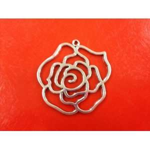 Silver Tibetan Style Charms Pendants Jewelry Findings Arts, Crafts