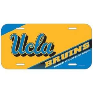 UCLA Bruins License Plate   college License Plates Automotive