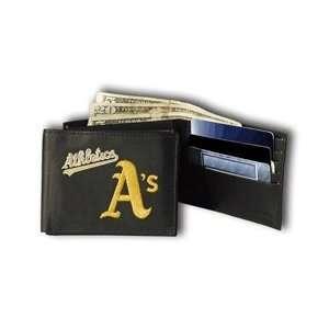 MLB Oakland Athletics Wallet   Bifold