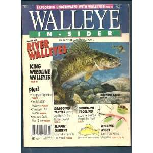 WALLEYE In Side February/March 1998 various Books