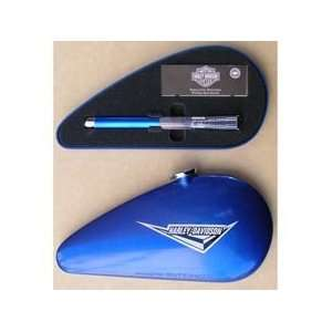 Waterman Harley Davidson Horizon Blue Rollerball Pen