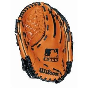 Wilson A350 Series Baseball Glove 12 1/2 Inch (Righ