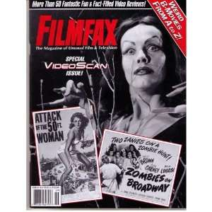 FILMFAX #57 MAGAZINE (Aug/Sept 1996)(Unusual Film