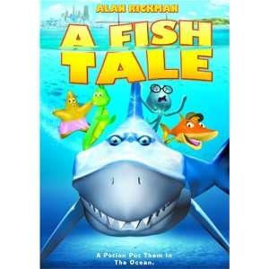 A Fish Tale Alan Rickman, Terry Jones, Aaron Poul, Jeff