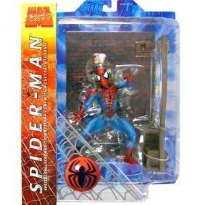 Marvel Select Ultimate Spider Man Action Figure  Toys & Games