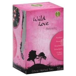 Dolisos Tea Hrbl Wild Love 1.26 OZ (Pack Grocery & Gourmet Food