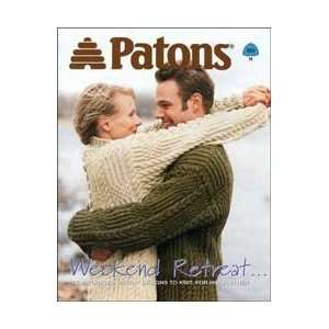 Patons Weekend Retreat Merino Wool Arts, Crafts & Sewing
