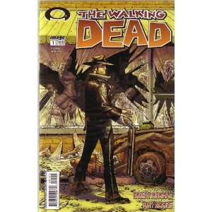 The Walking Dead, Vol 1 #1 (Comic Book) ROBERT KIRKMAN