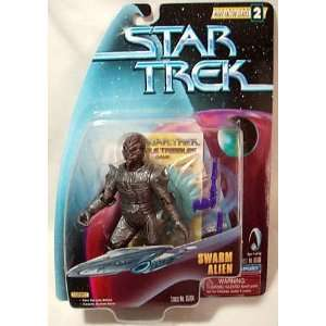 SWARM ALIEN Star Trek Voyager Warp Factor Series 2 1997