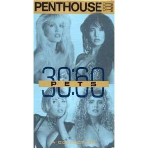 Penthouse Pets 30:60 A Collection (vhs): Julie Strain, Amy
