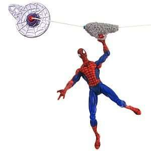 Disney Sky Speed Spider Man Action Figure    3 3/4 Toys
