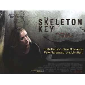 The Skeleton Key   Kate Hudson   Original British Movie