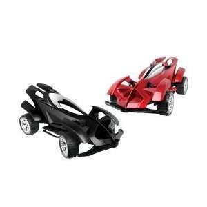 Blue Hat Vengeance Remote Control Toy Car , Color Red