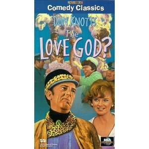 The Love God? [VHS]: Don Knotts, Anne Francis, Edmond O