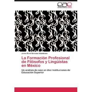 La Formación Profesional de Filósofos y Lingüistas en