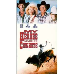 My Heroes Have Always Been Cowboys [VHS]: Scott Glenn