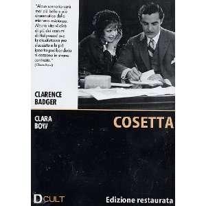 Cosetta Clara Bow, William Austin, Clarence G. Badger