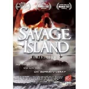 Savage Island   LIsola Del Terrore Don S. Davis