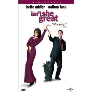 Isnt She Great Bette Midler, Nathan Lane, Stockard