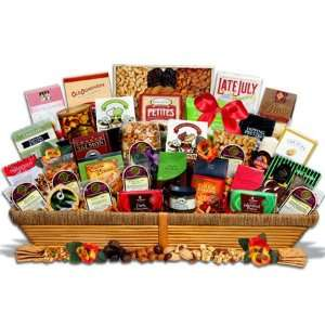 Signature Series Executive Suite™ Snack Gift Basket