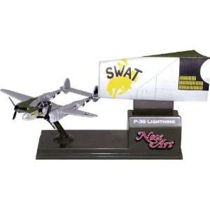 Corgi P38 Swat Nose Art Model Airplane: Everything Else