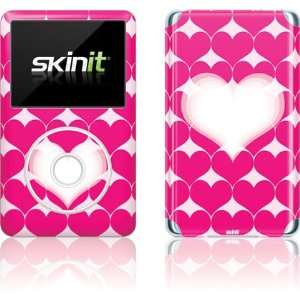 Skinit Heart Beat Vinyl Skin for iPod Classic (6th Gen) 80