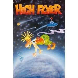 High Flyer Poster Print, 25x37