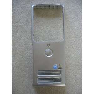 Dell Dimension 9150 plastic silver front bezel cover