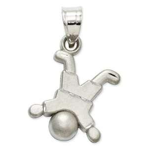 14k Gold White Gold Little Boy Charm Jewelry
