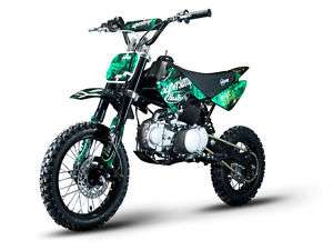 2011 Stomp SuperStomp 120cc Brand New LWB Pit Bike