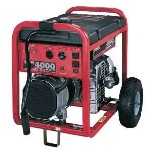 Generator with Wheel Kit and Storage Cover Patio, Lawn & Garden
