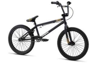 Mongoose, but the parts say otherwise. The Mongoose Logo 2012 BMX Bike